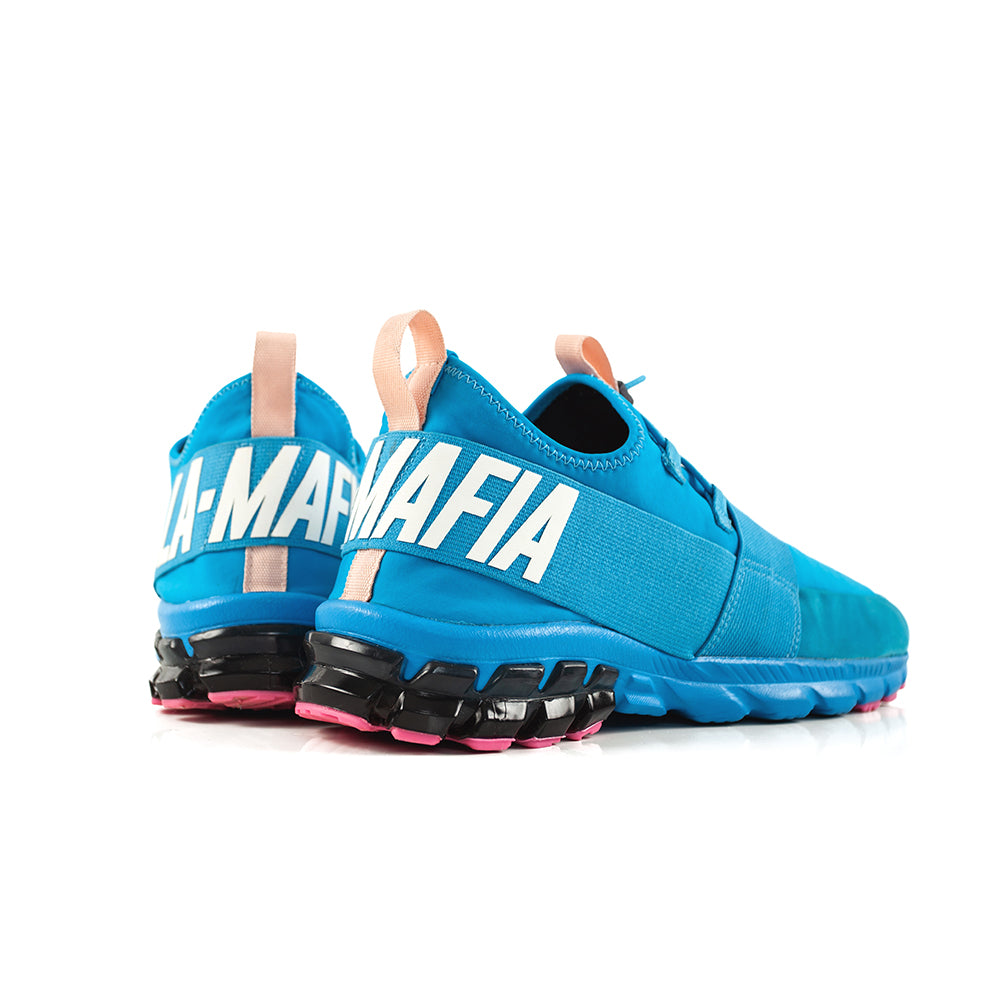 SNEAKERS SATURN LA MAFIA BLUE