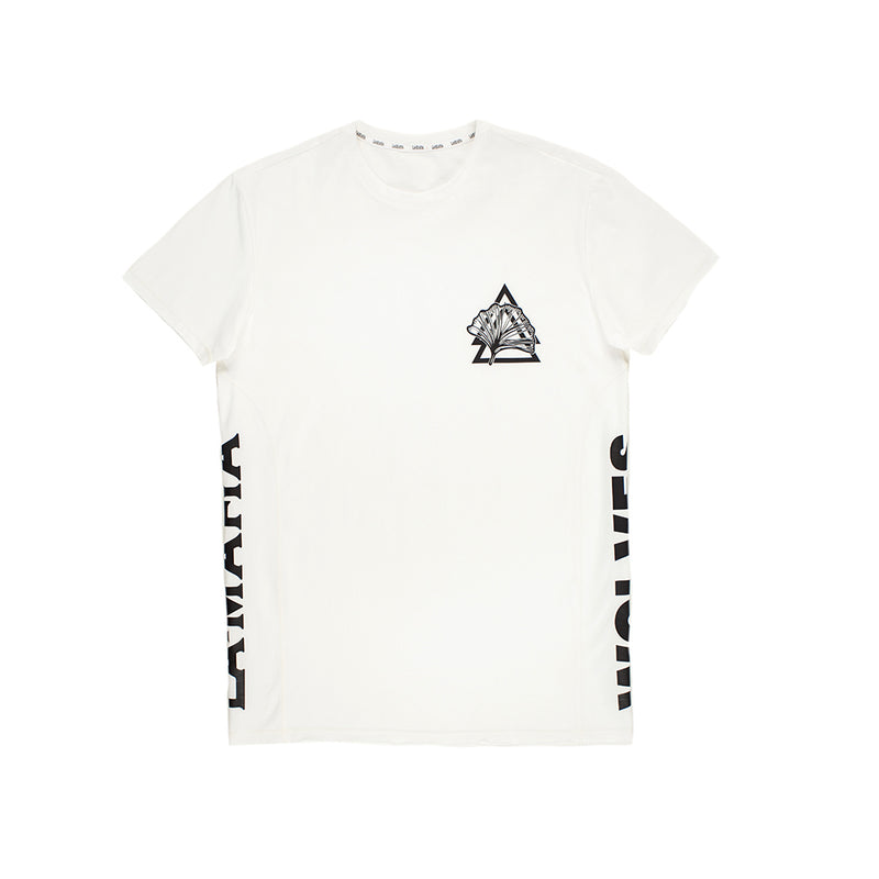 WOLVES OFF WHITE T-SHIRT