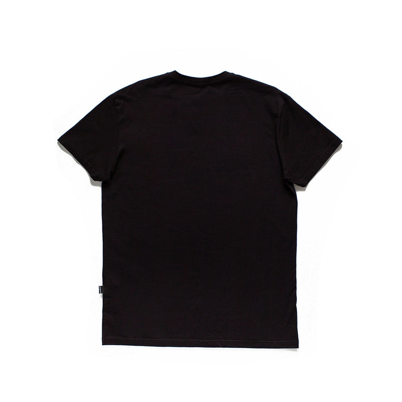 POSH BLACK T-SHIRT