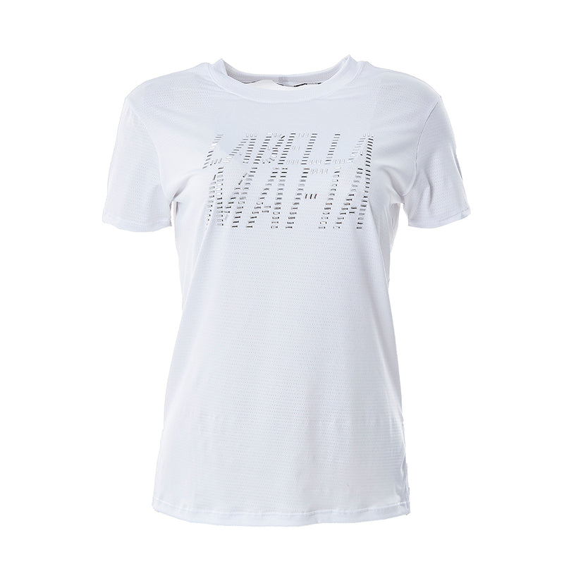 20130 T-SHIRT SILVER LUXE