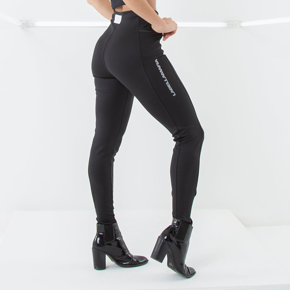 20180 BLACK SPORTS LEGGING
