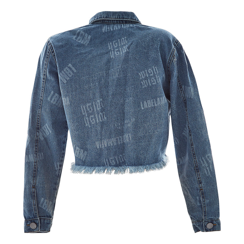 20672 DENIM JEANS JACKET