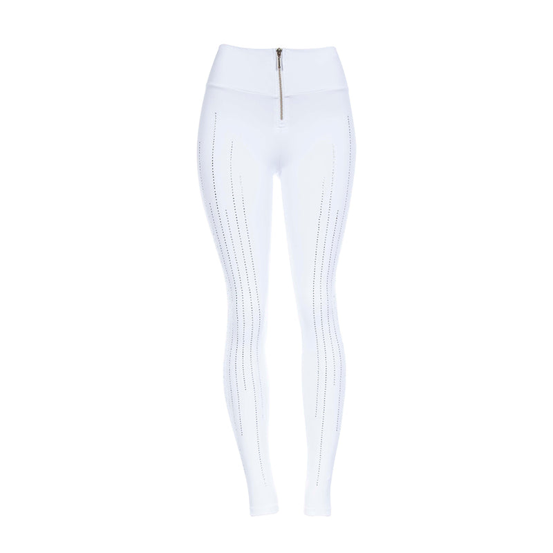 NEW YEAR WHITE BRIGHT LEGGING