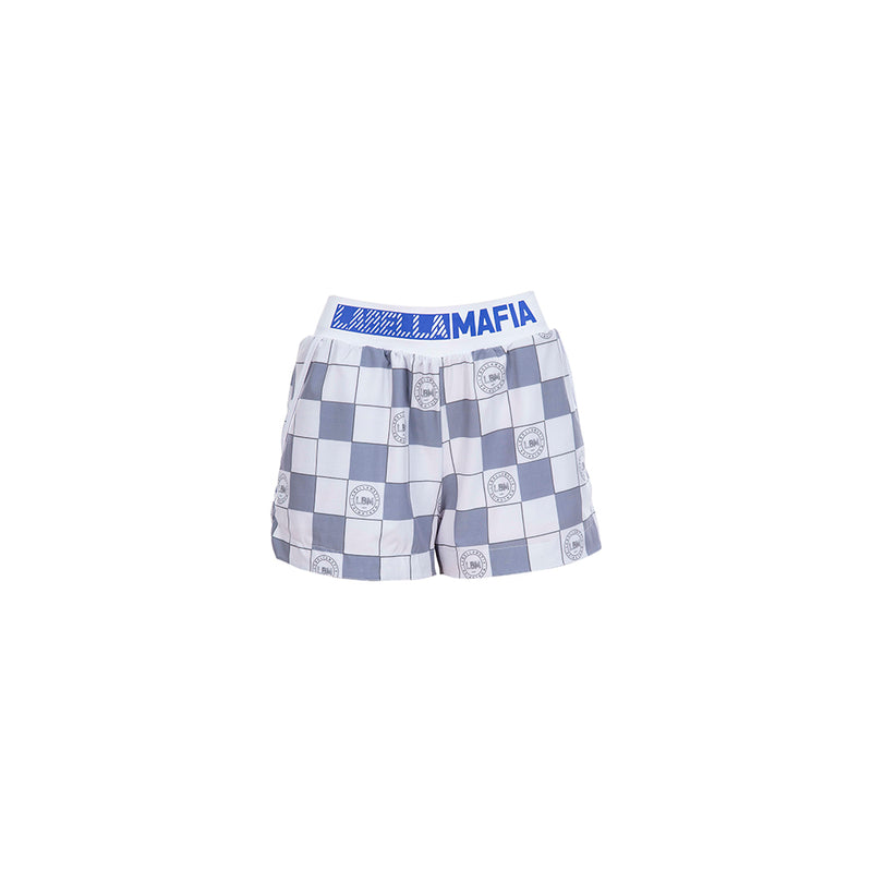 WORLDWIDE CHECK SHORTS
