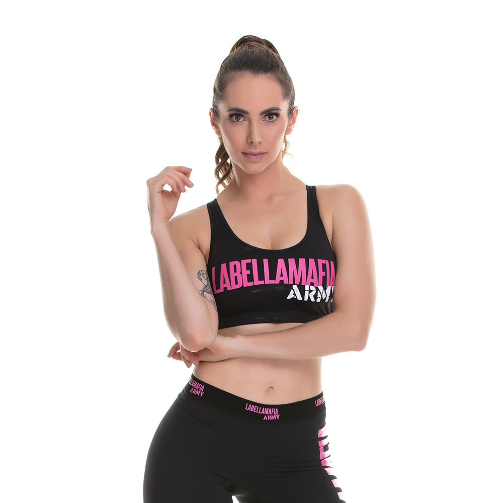 Sports Bras Labellamafia Army