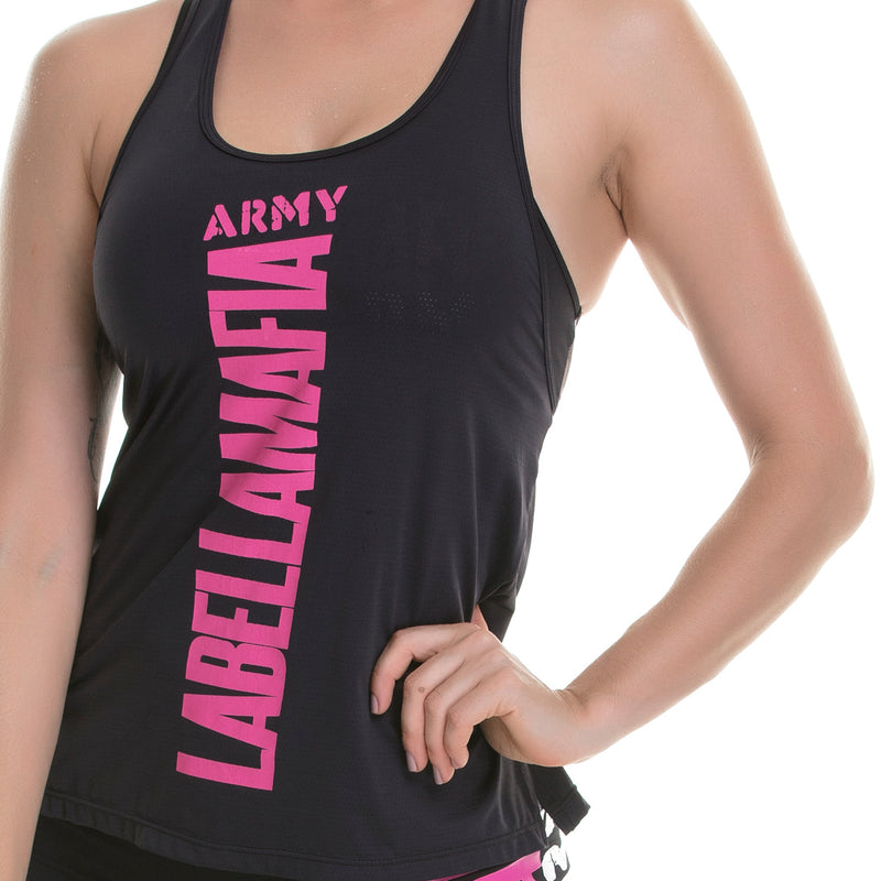 Tank Top Labellamafia Army