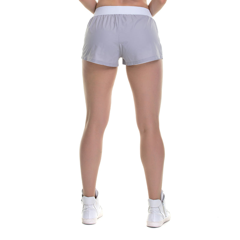 Shorts Bolt Light Gray