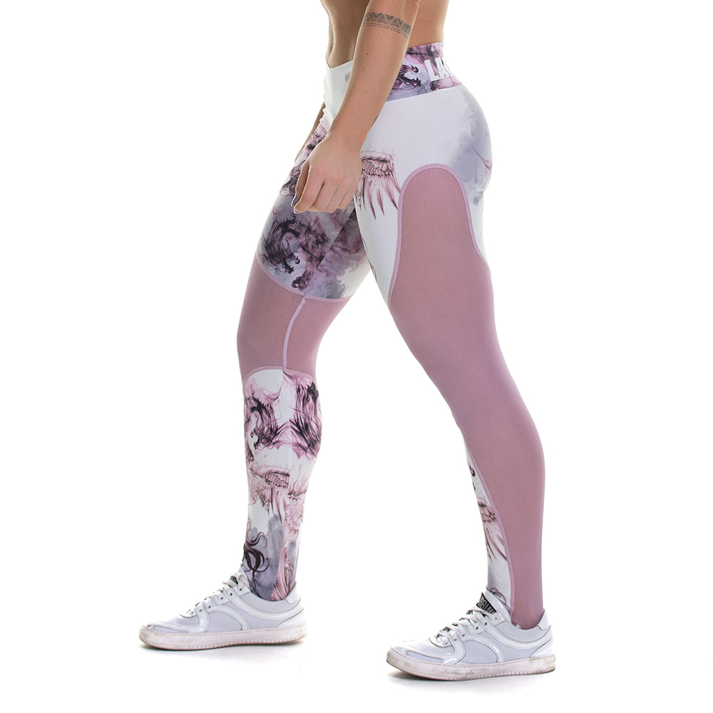 Legging Printed Dragon