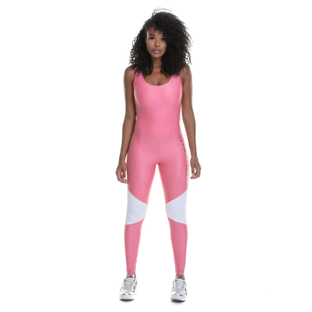 Jumpsuit Fitness Glam Candy