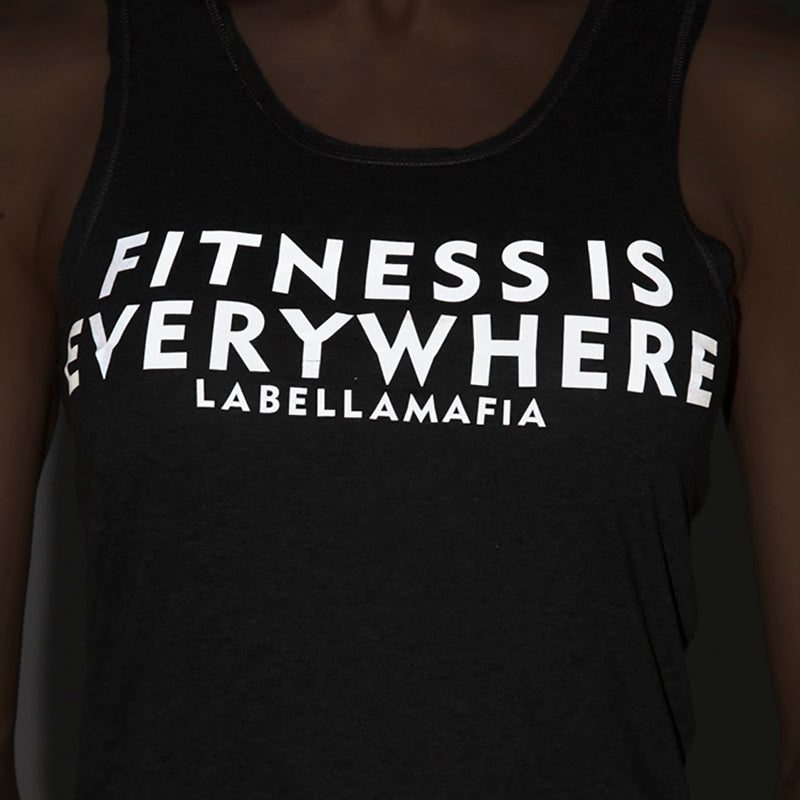 Tank Top Essentials Fitness is Everywhere