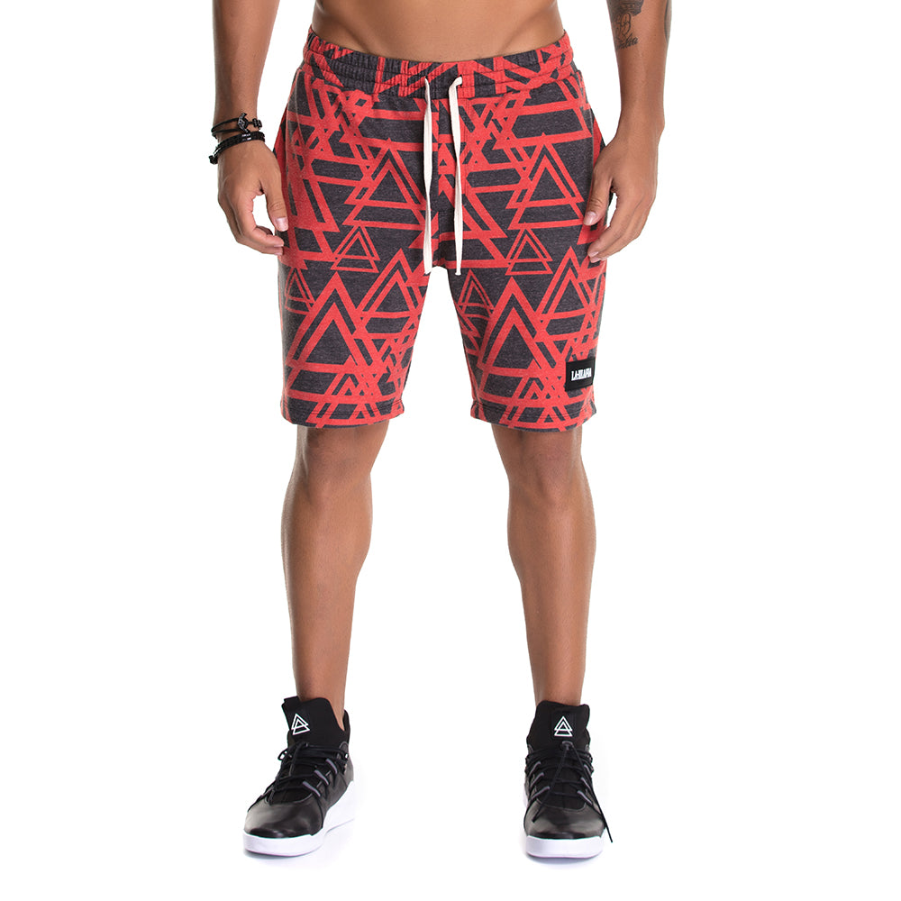 Shorts La Mafia Royal Mob Triangle