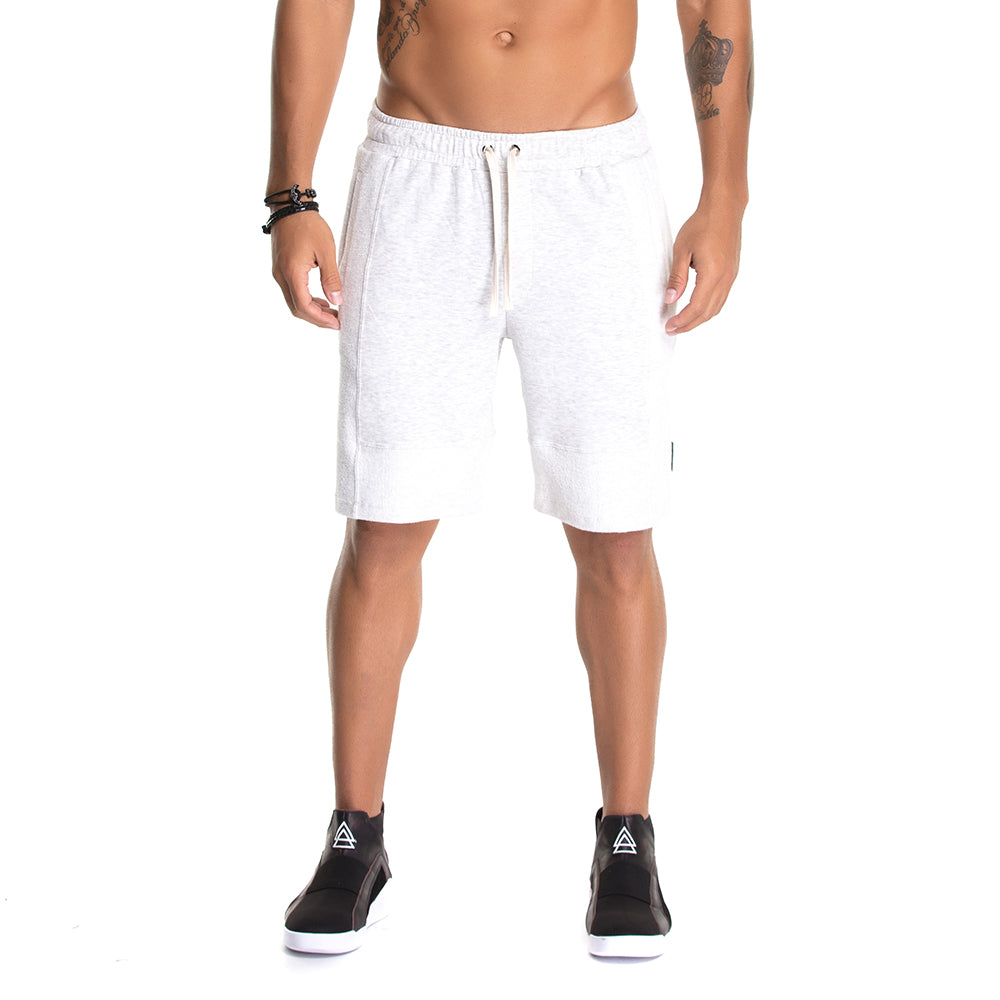 Shorts La Mafia Solid Soul White