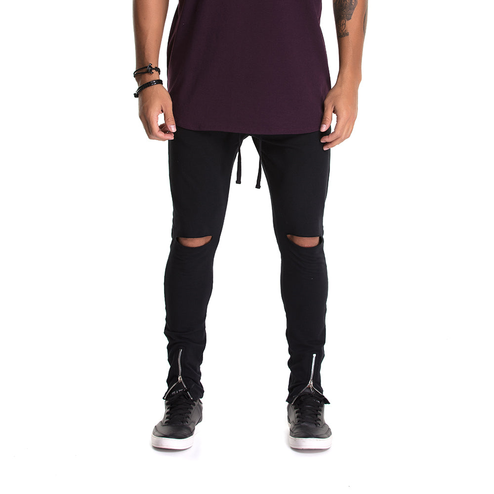 Skinny Pants La Mafia Black