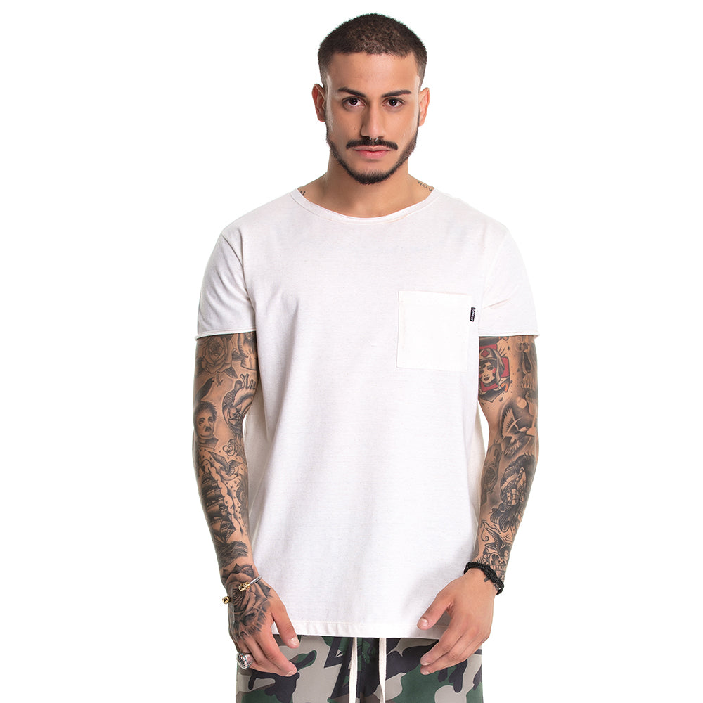 T-shirt La Mafia Basic White
