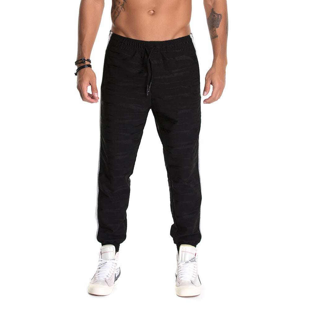 Jogger Pants La Mafia Stripes