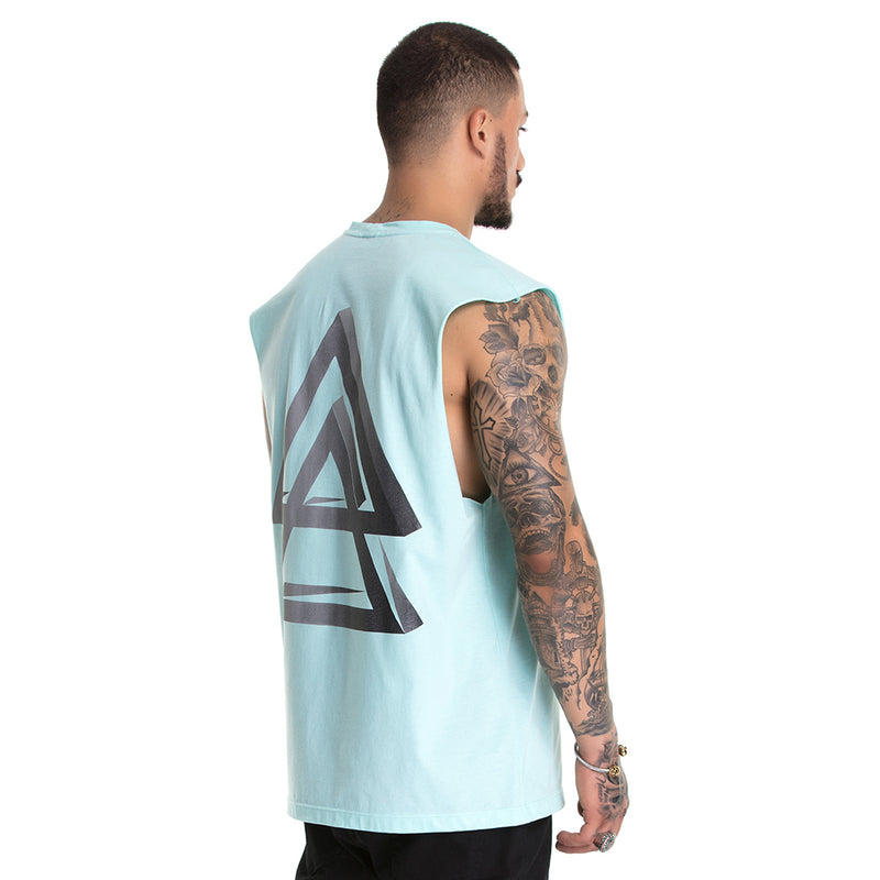 Tank La Mafia Triangle Blue