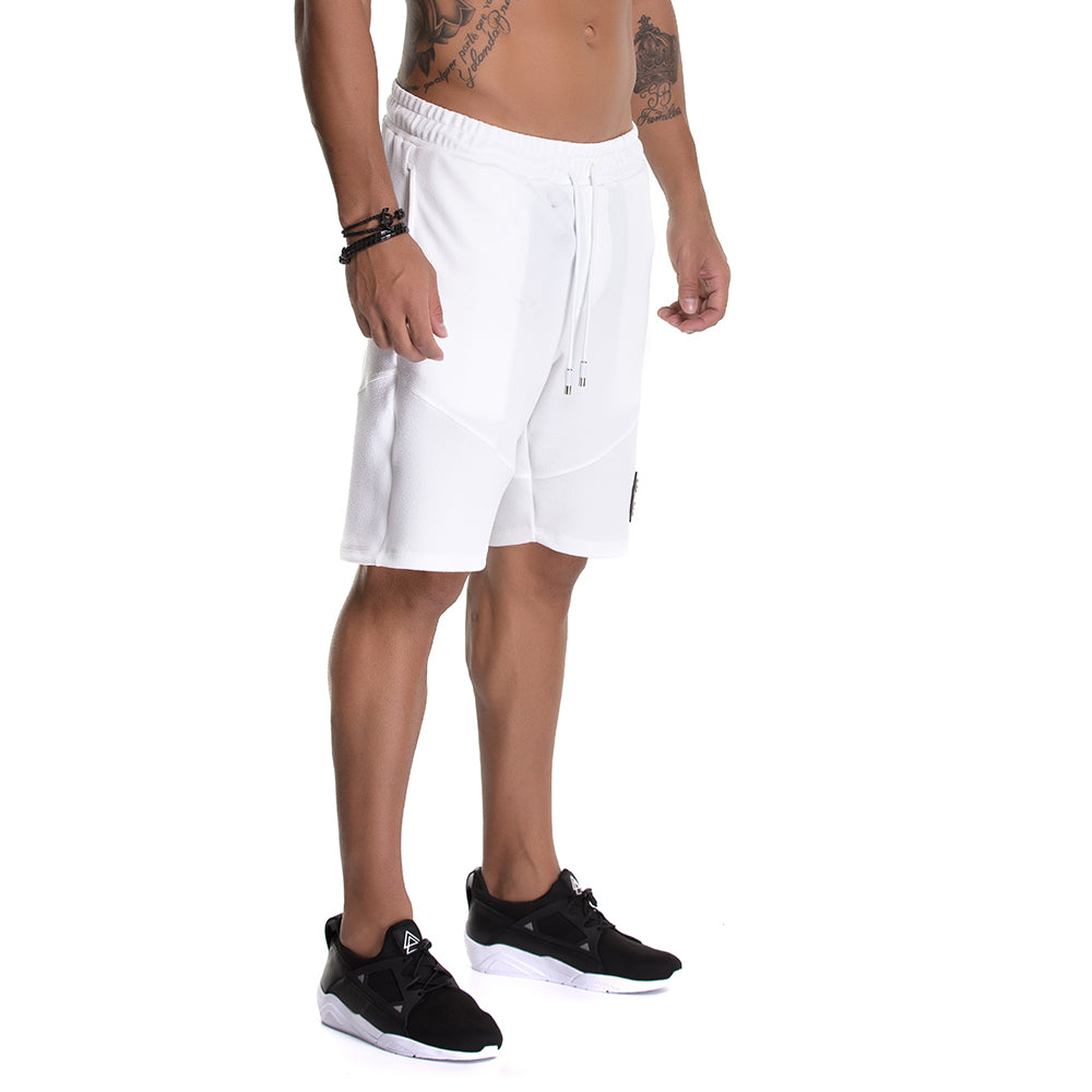 Shorts Royal Mob White