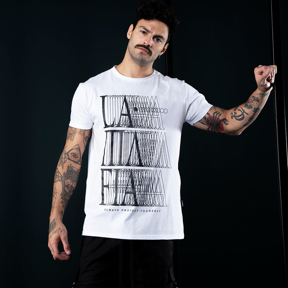 20358 LA MAFIA BASIC T-SHIRT