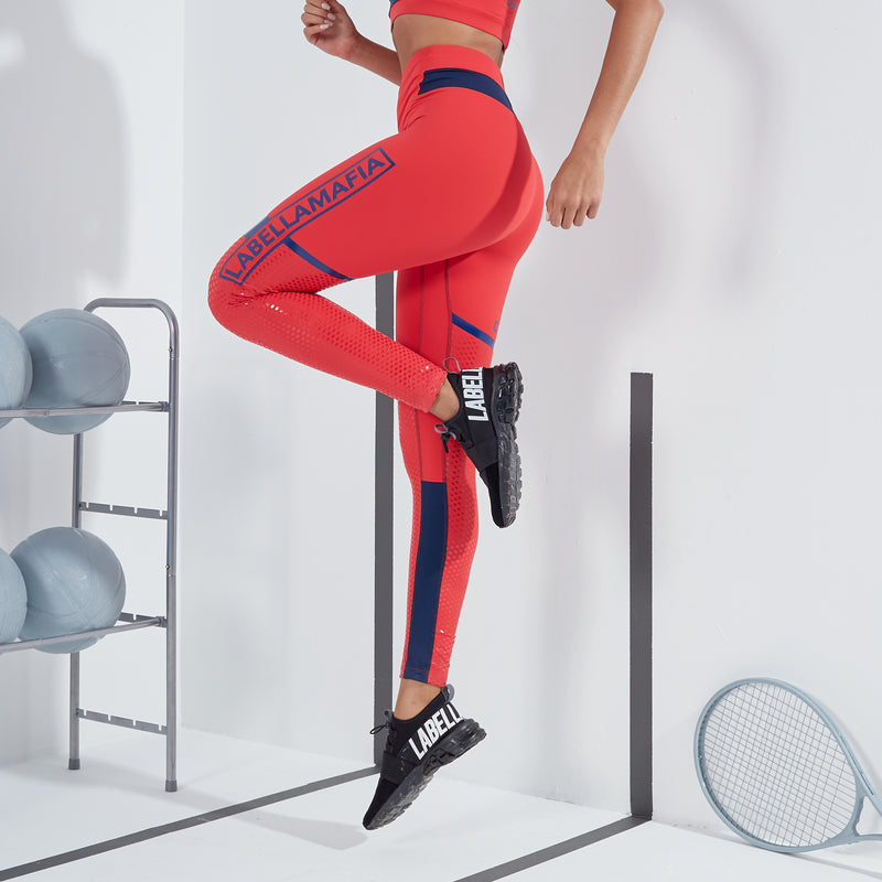 LEGGING COLOR BLOCK 20473