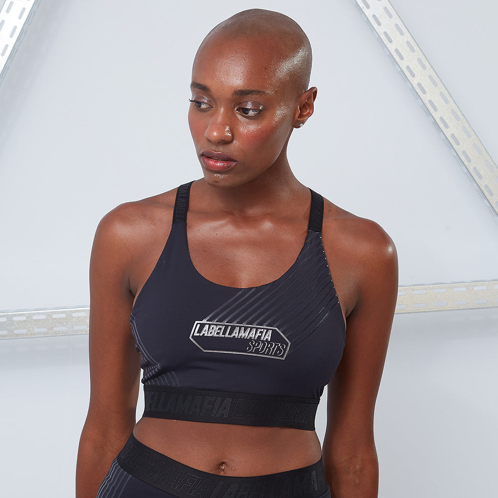 TECHWEAR VIBES SPORTS BRA 20639
