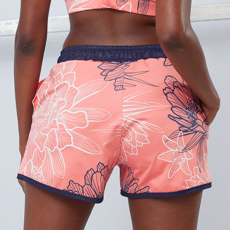 SPORTY FLORAL FITNESS SET 20652