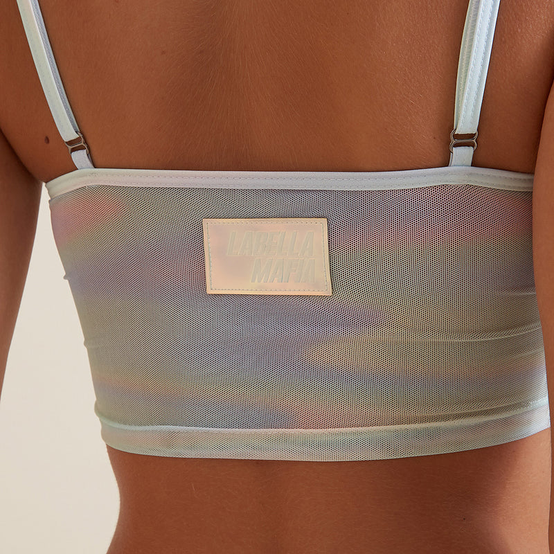 HOLOGRAPHIC TOP 20886