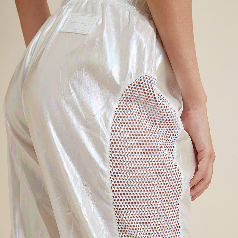 HOLOGRAPHIC PANTS 21002