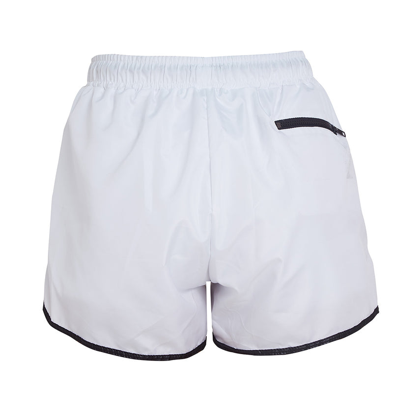 ALL WHITE SHORTS 21067