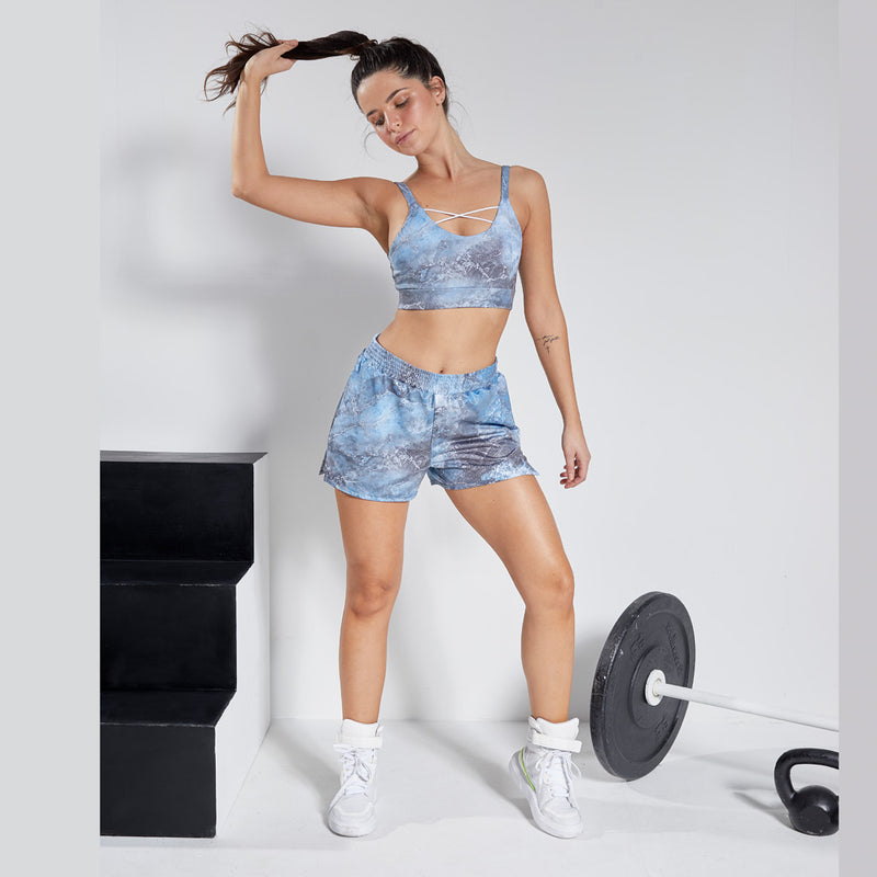 CRYSTALS FITNESS SET 21436