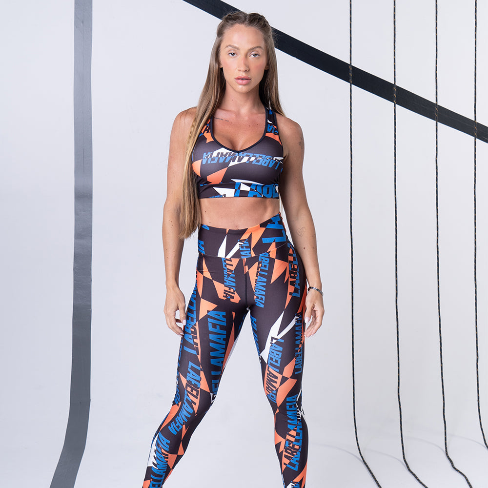 LOGOMANIA FITNESS SET 21712