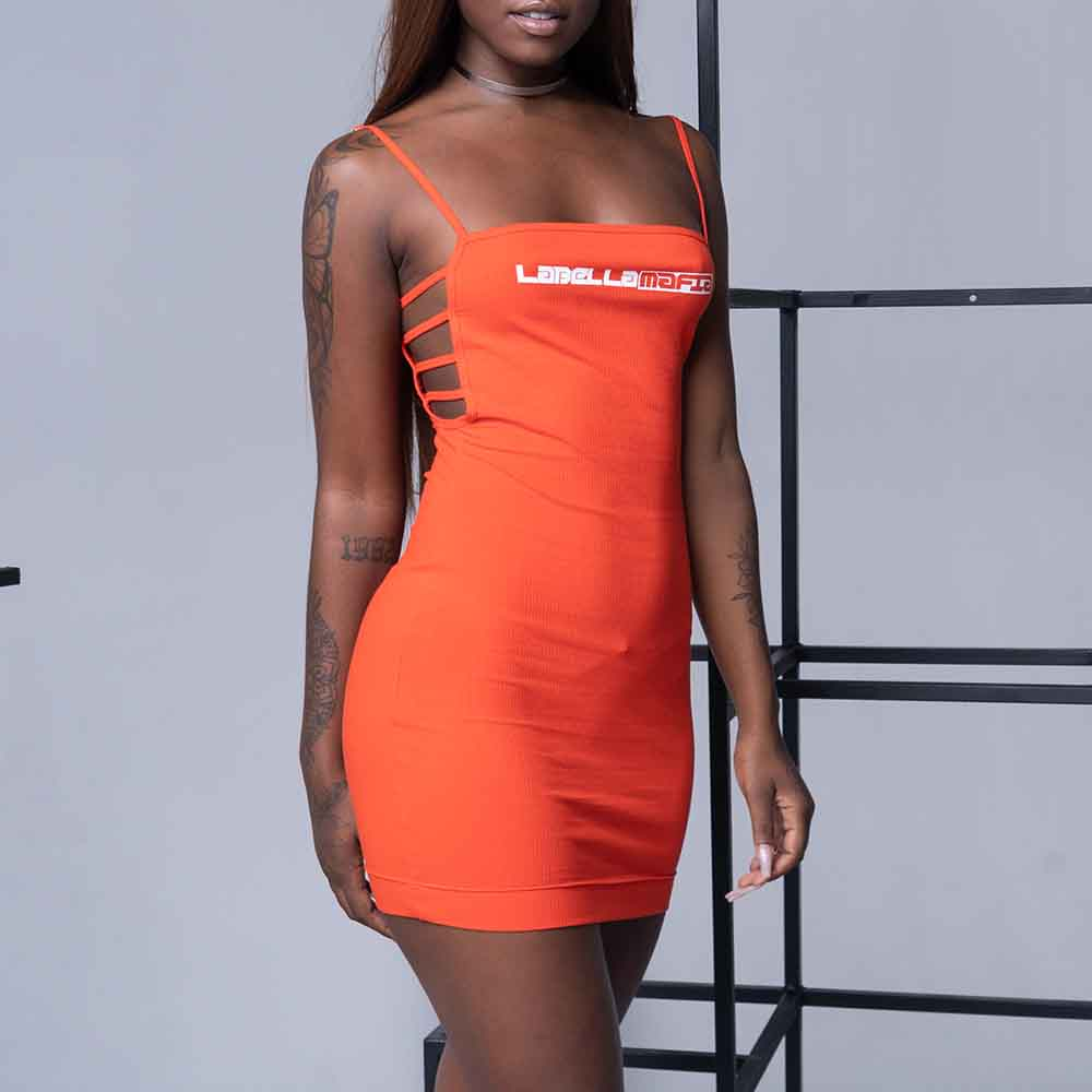 I AM LABELLAMAFIA DRESS 21765