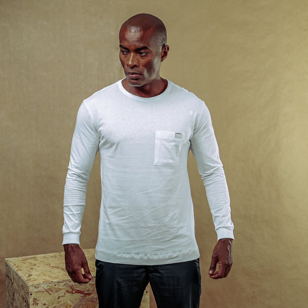 LA MAFIA LONG SLEEVE T-SHIRT 22414