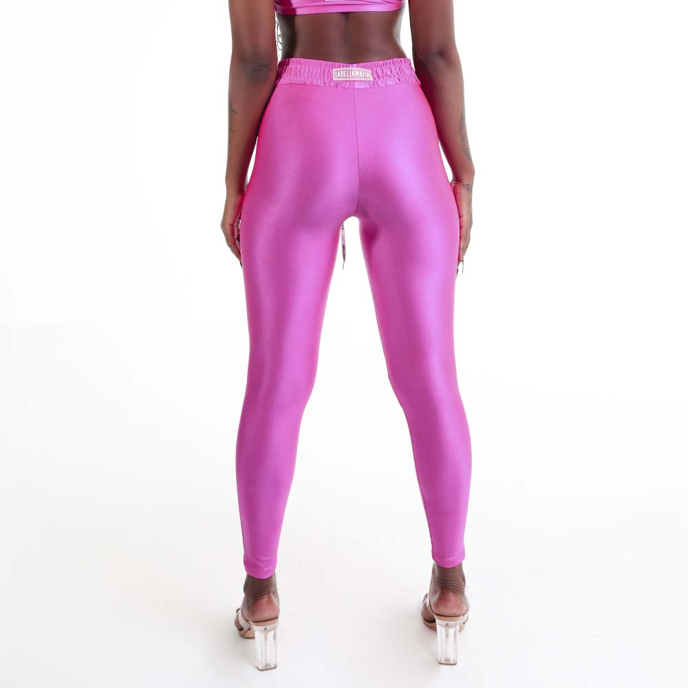 FLASHY PINK LEGGING 22770