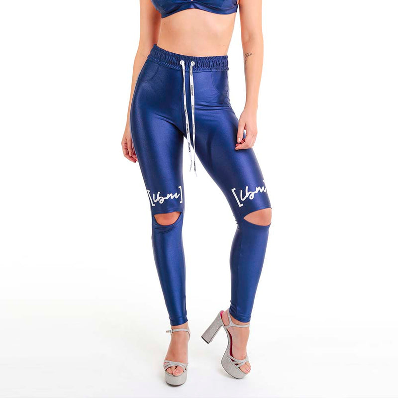 FLASHY BLUE LEGGING 22771