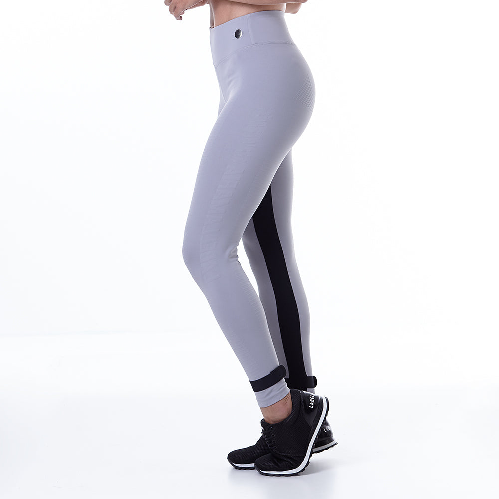 Legging Sports Non-Slip Gray