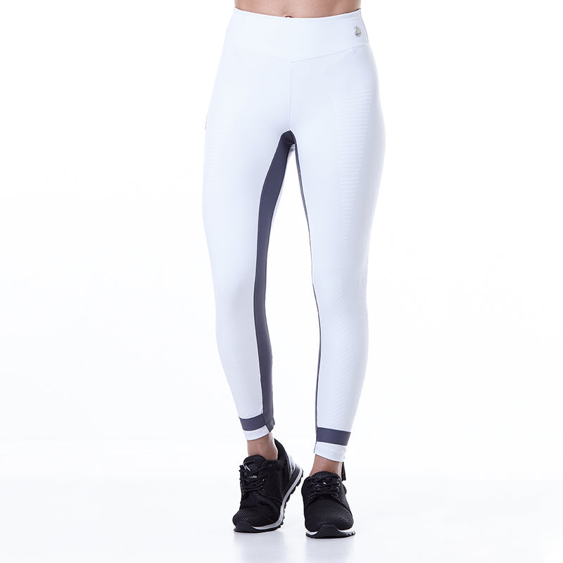 Legging Sports Non-Slip White