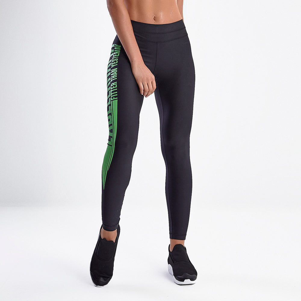 Legging Hardcore Basic Black