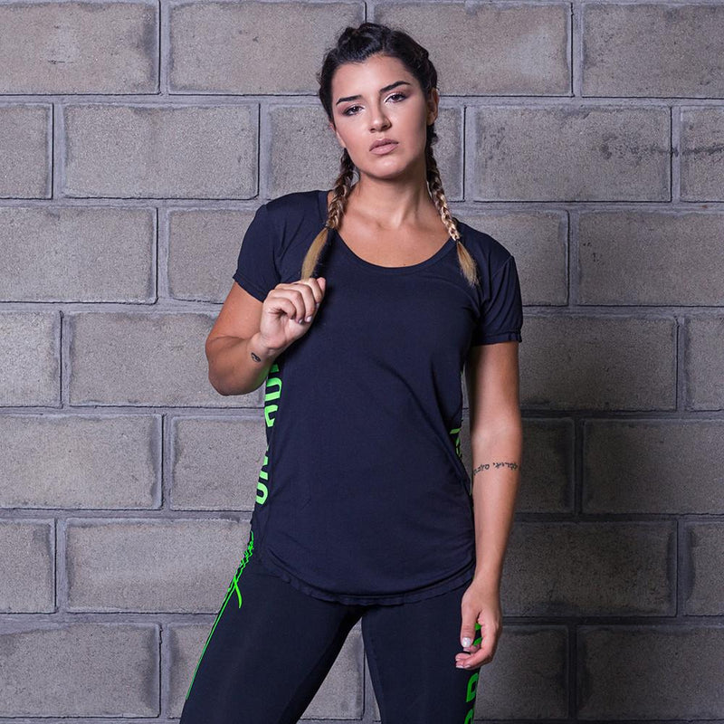 Cross Training Classic Black Shirt