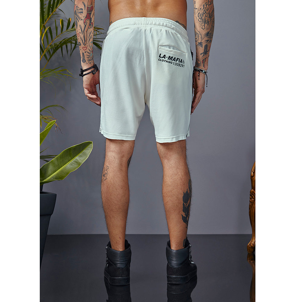 Shorts La Mafia Street Black Stripe