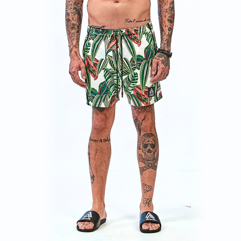 La Mafia Beachwear Tropical Street Resort