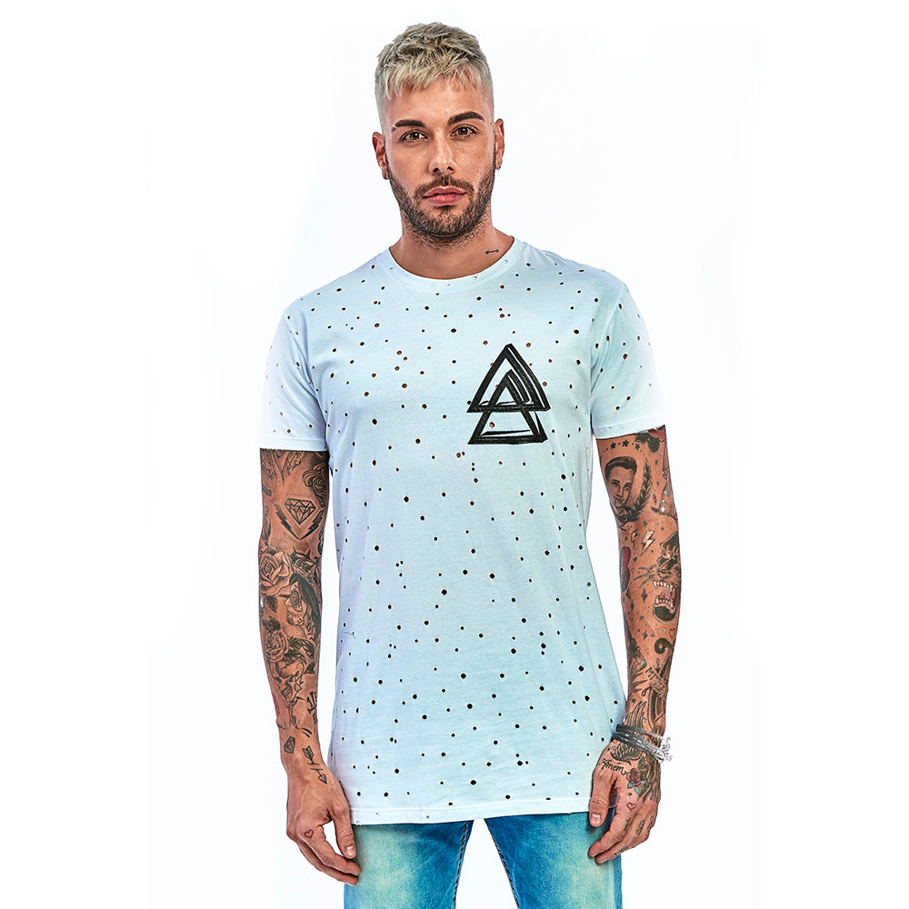 T-shirt La Mafia Night Dots