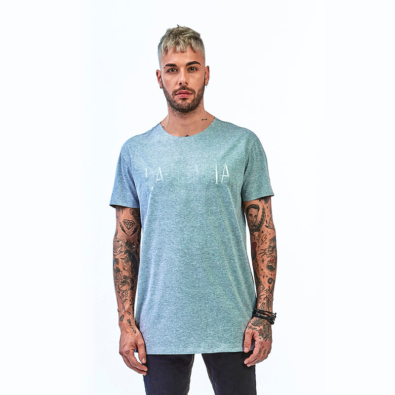 T-Shirt La Mafia Essentials Gray