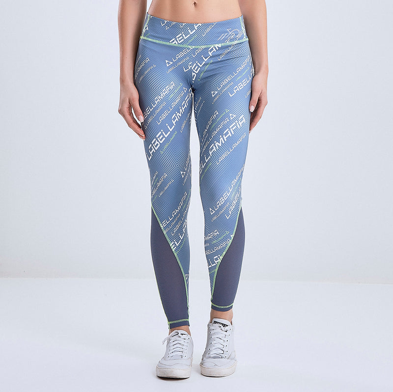 Legging Cycling Blue