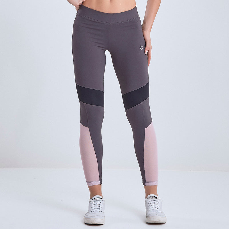 Legging Global Active Gray