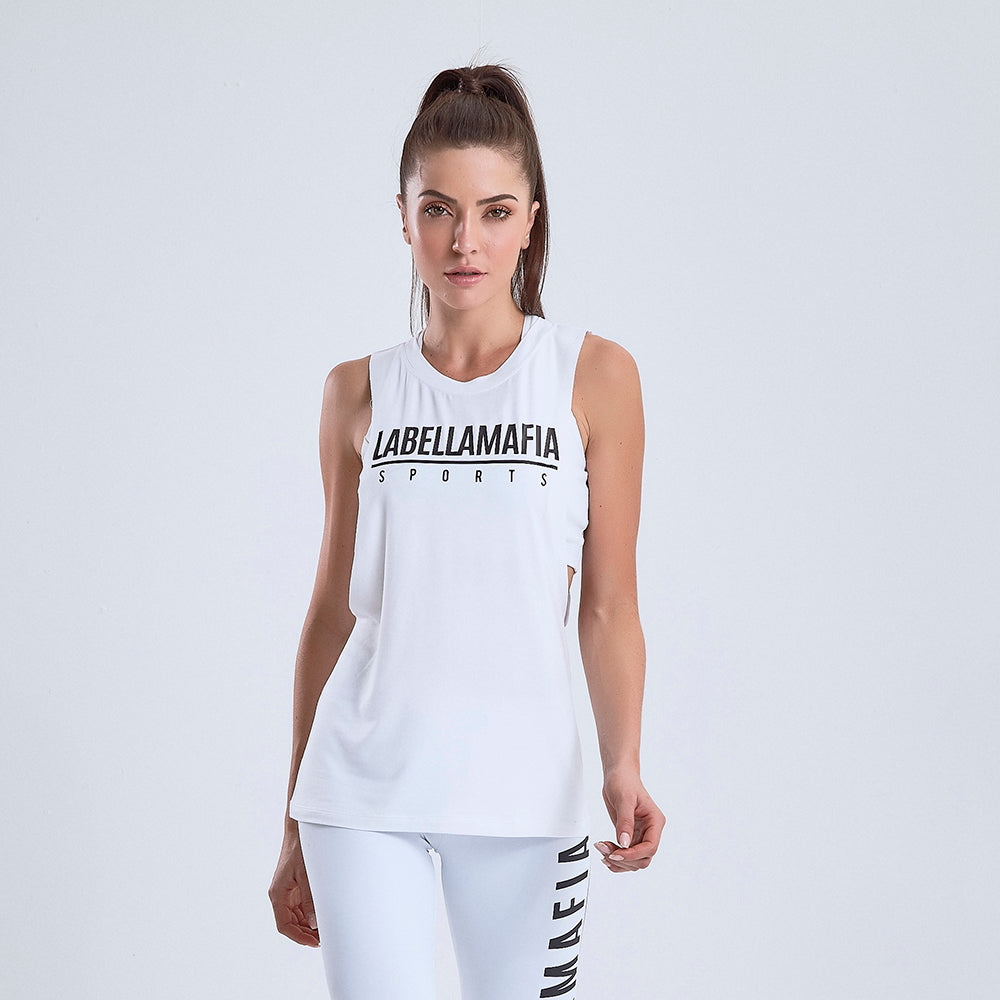 Tank Top Essentials White