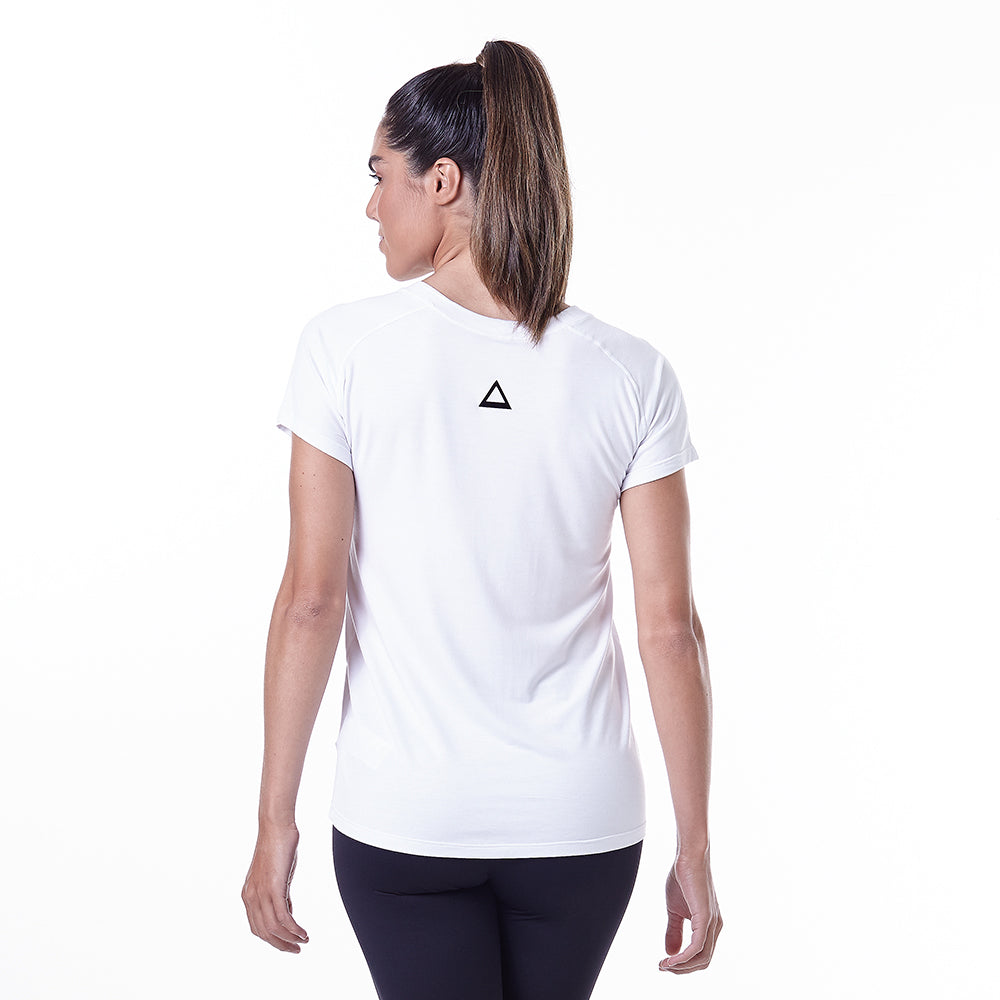 T-Shirt Essentials Labellamafia White