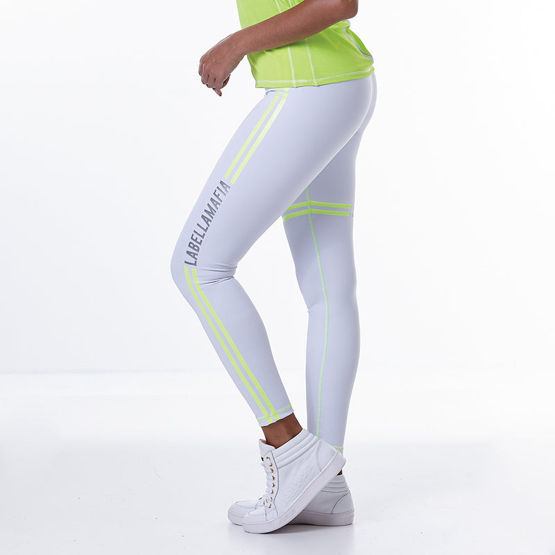 Legging Neon White