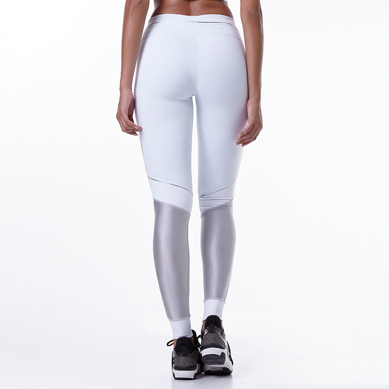 Legging Metallic Athleisure Moments