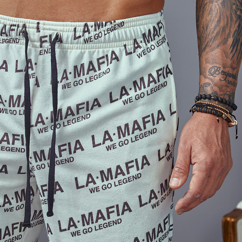 Shorts La Mafia Essentials White