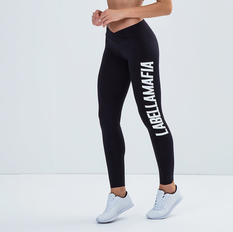 Legging Essentials Hardcoreladies Black